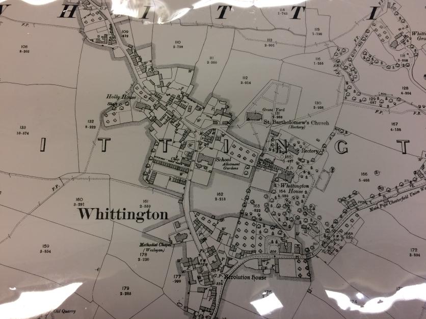 1898? Old Whittington