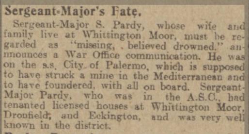 PARDY DROWNEDSHEFF DAILY TELEG 26FEB1916