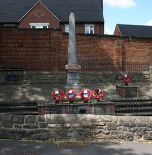 kilburn war memorial