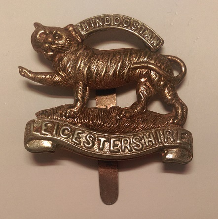 Royal_Leicestershire_Regiment_Cap_Badge