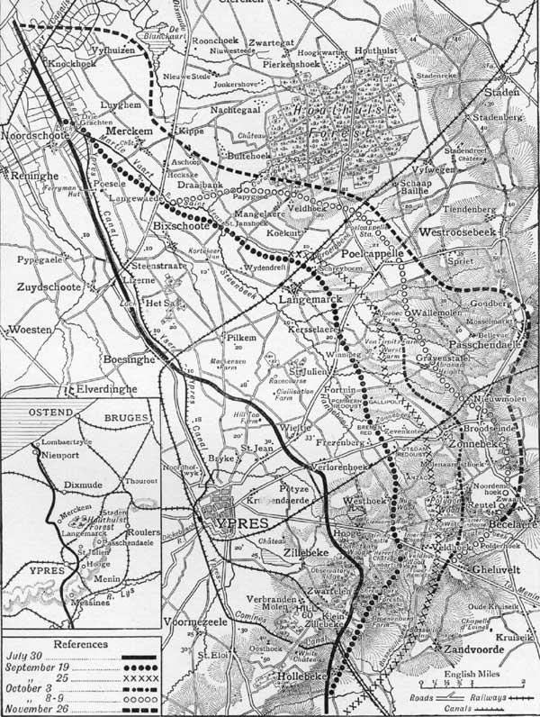 ypres battlefield