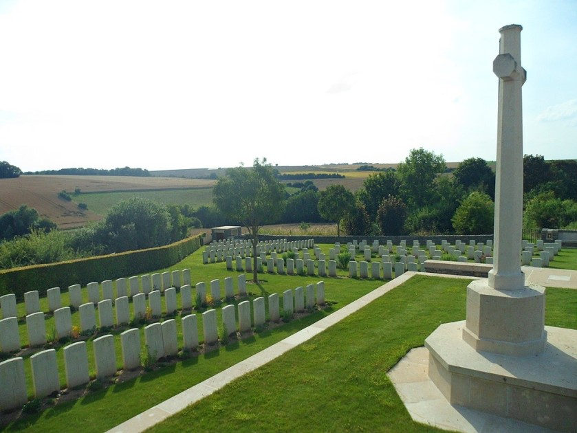 cayeux cemetery