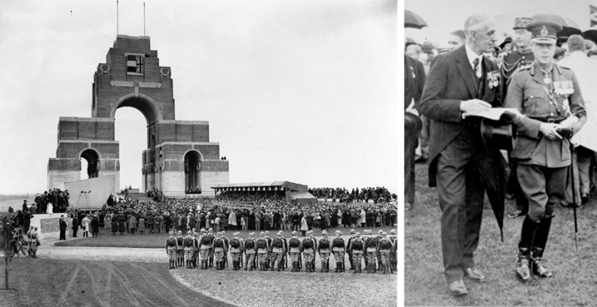 Thiepval Ceremony