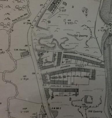 map of johnson street