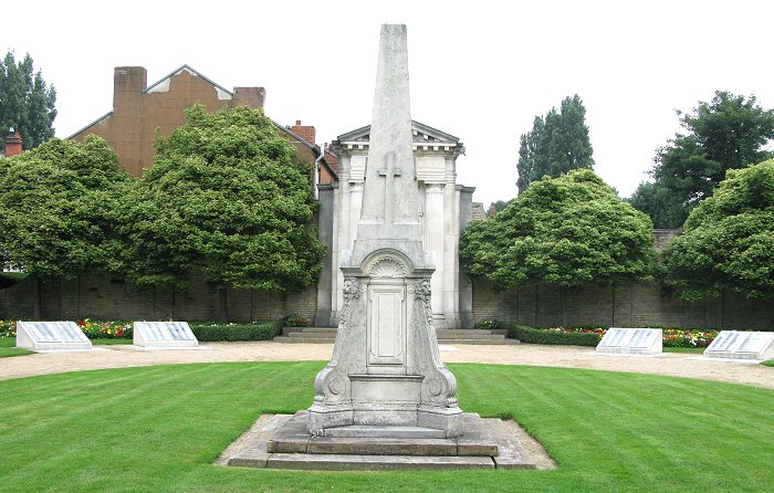 wednesbury war mem