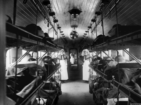 medicine_during_the_first_world_war-_medical_transport