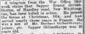 courier 15 june 1918telegram