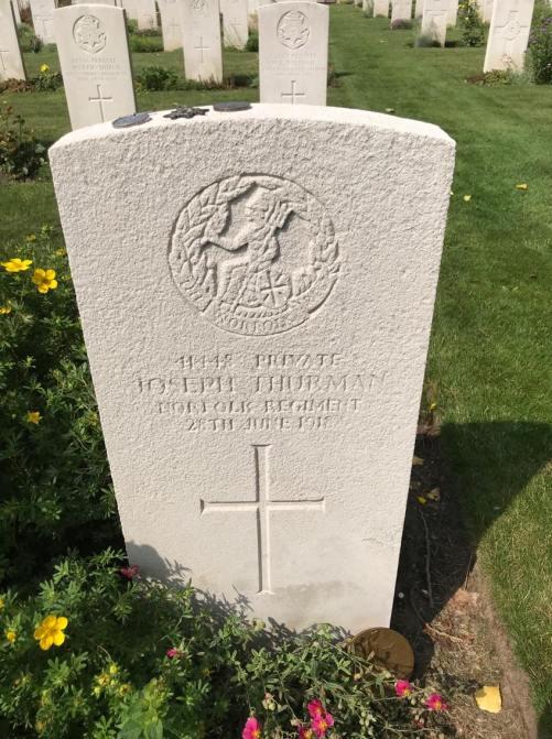 grave picture