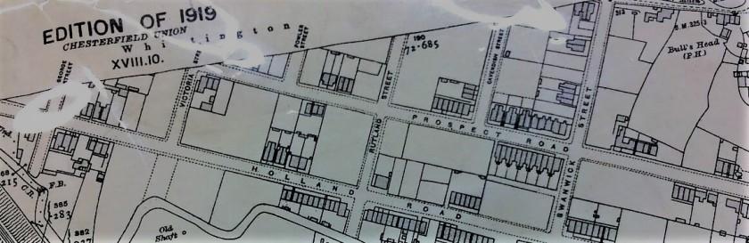 victoria street map