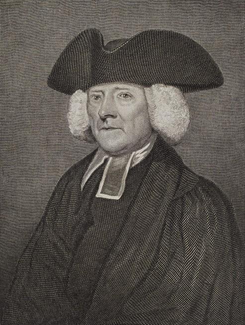 L0038471 Portrait; Samuel Pegge (1704-1796)