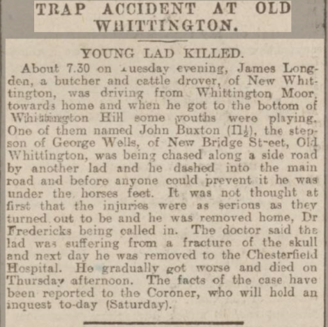 dtimescheherald8sep1900trap accident
