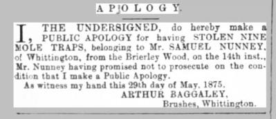 d5 jun1875 sam nunney apologycourier