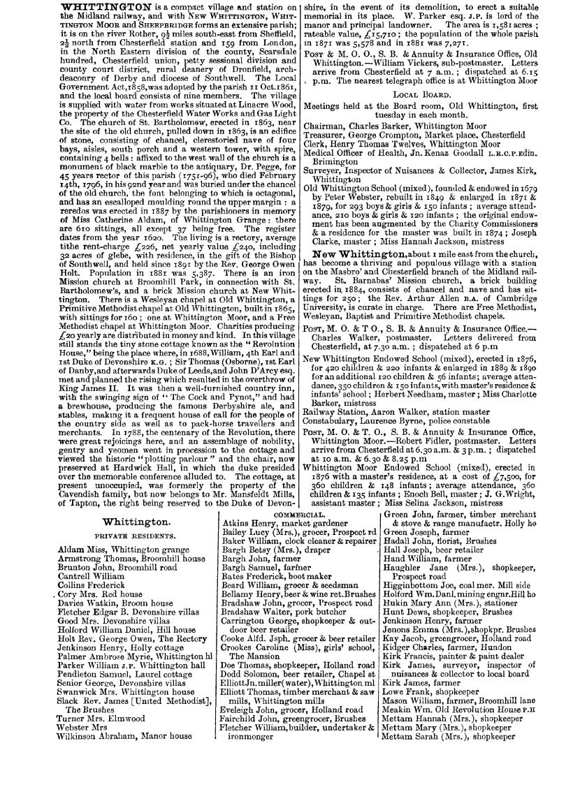 pigots 1891 directory