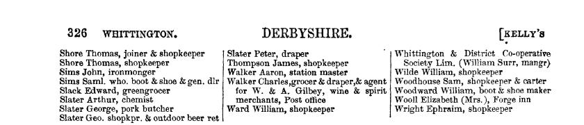 pigots 1891 page 3