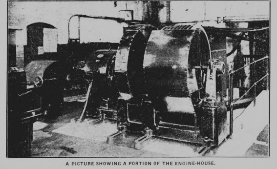dtimescherald6 feb 1932pic of engine house