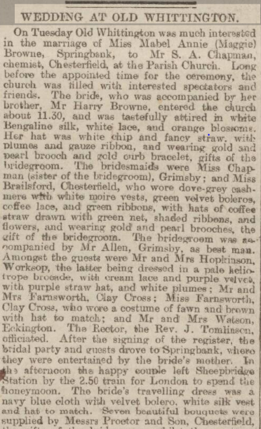 wedding at whitt 1897